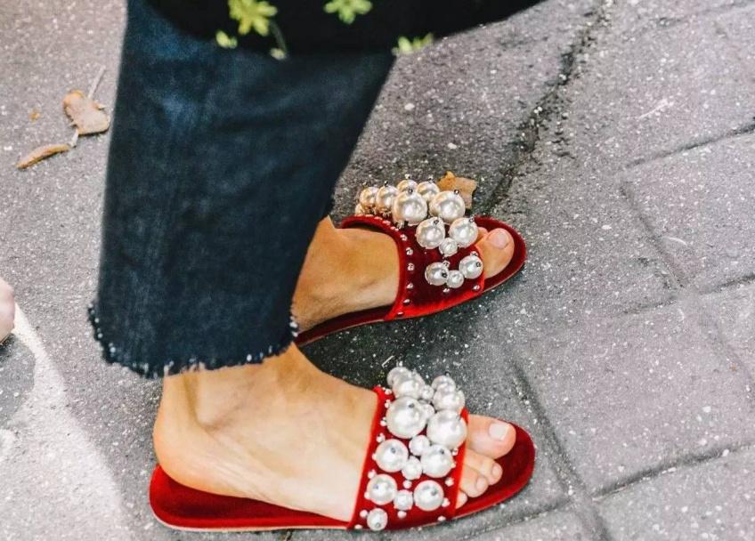 40 paires de chaussures ornées pour devenir une Cendrillon des temps modernes !
