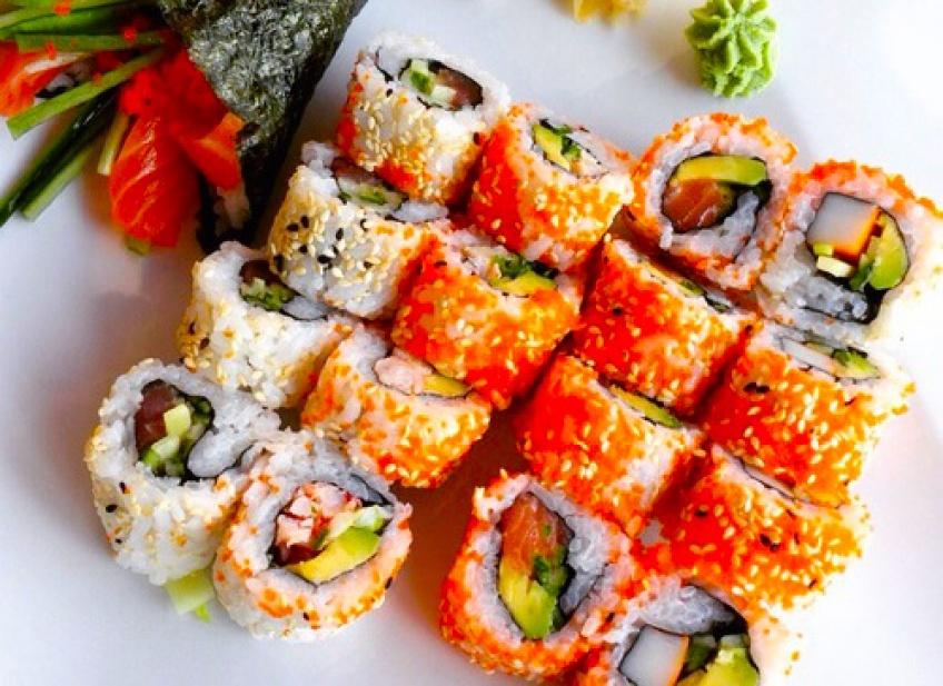 Toutes les astuces pour continuer à manger des sushis tout en étant healthy!