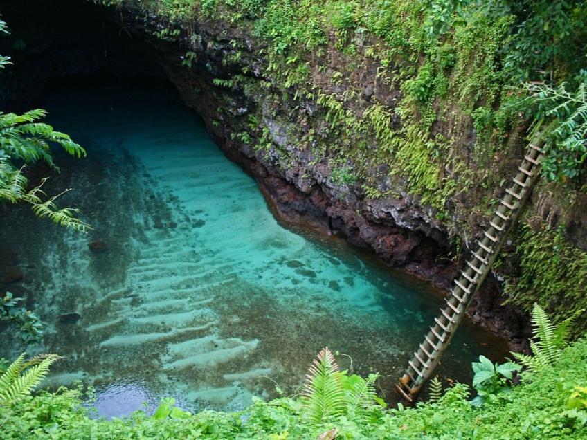 Découvrez les plus belles piscines naturelles au monde!