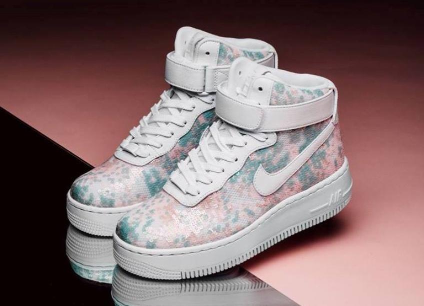 Unicorn fever ! Nike dévoile une nouvelle d'Air Force 1 version licorne