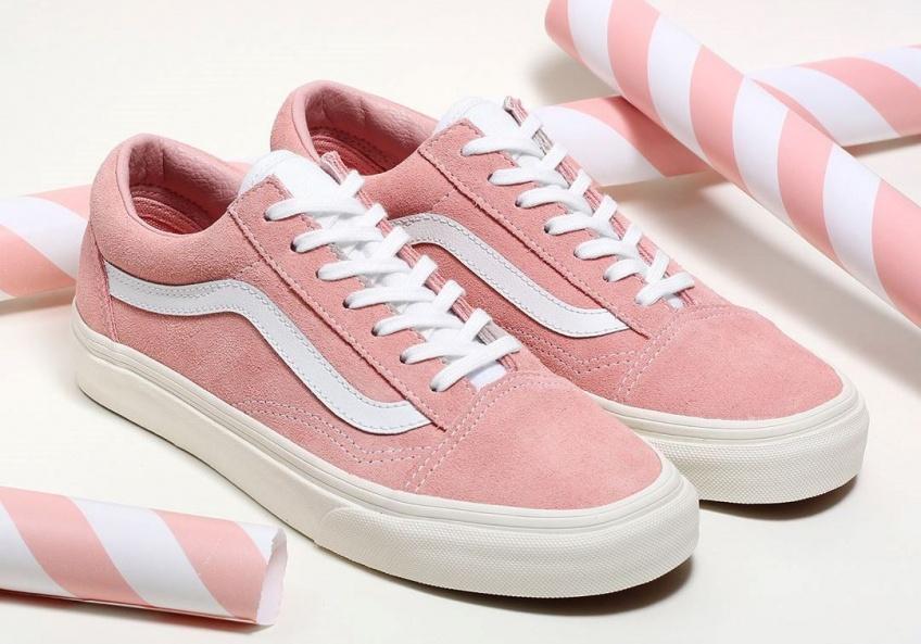 Instant girly : Vans enchante nos pieds avec ses nouvelles sneakers Old Skool Blossom