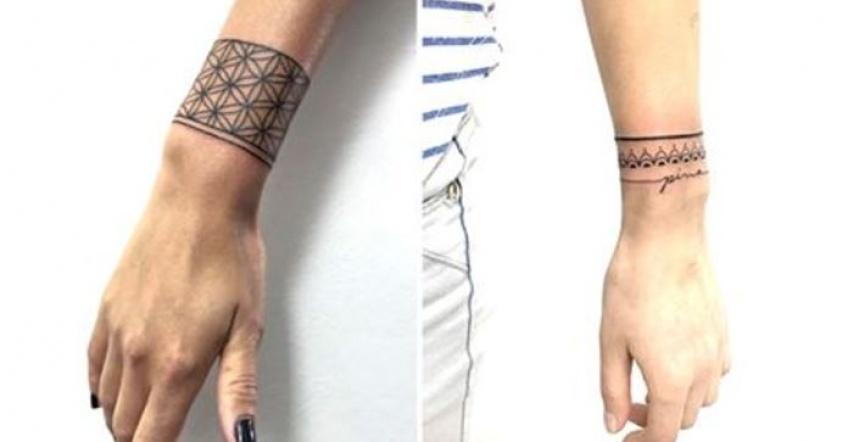 20 sublimes inspirations de tatouages bracelets