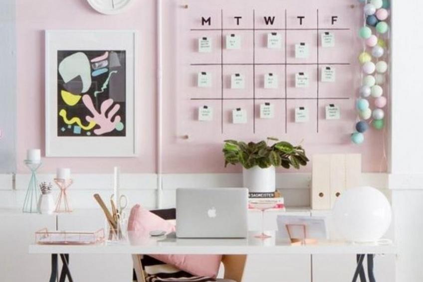 15 astuces pour un bureau stylé et organisé !