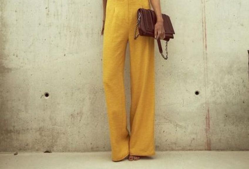 Le pantalon parfait pour celles qui n'aiment pas montrer leurs jambes