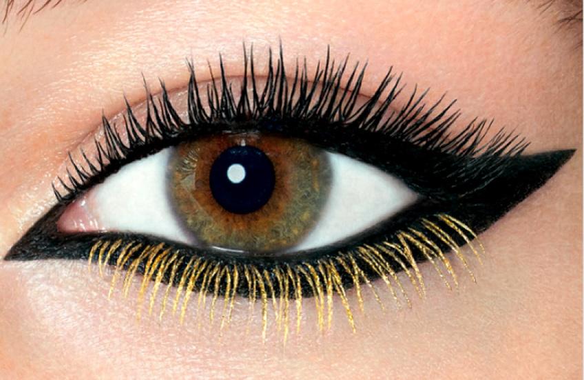 Osez le regard coloré avec Yves Saint Laurent Beauté