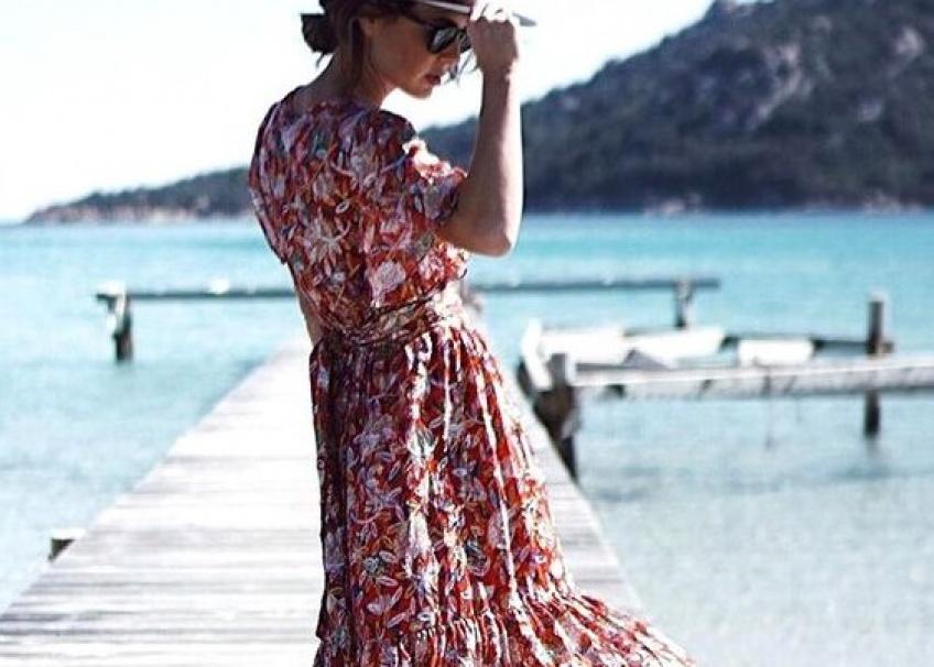 30 sublimes robes longues à porter tout l'été