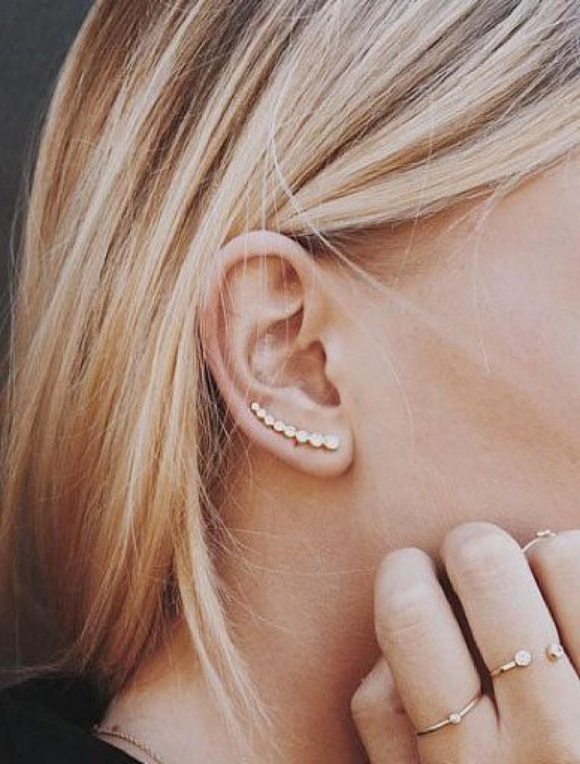 30 paires de boucles d'oreilles canon et discrètes qu'on va adorer porter tous les jours