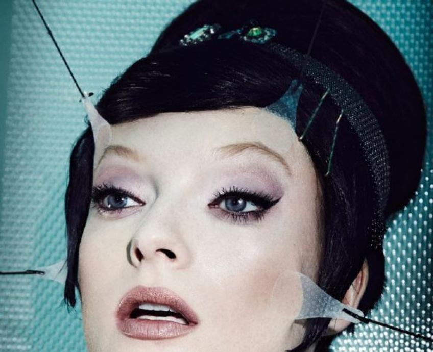 10 sublimes idées make-up pour toutes les brunes aux yeux clairs