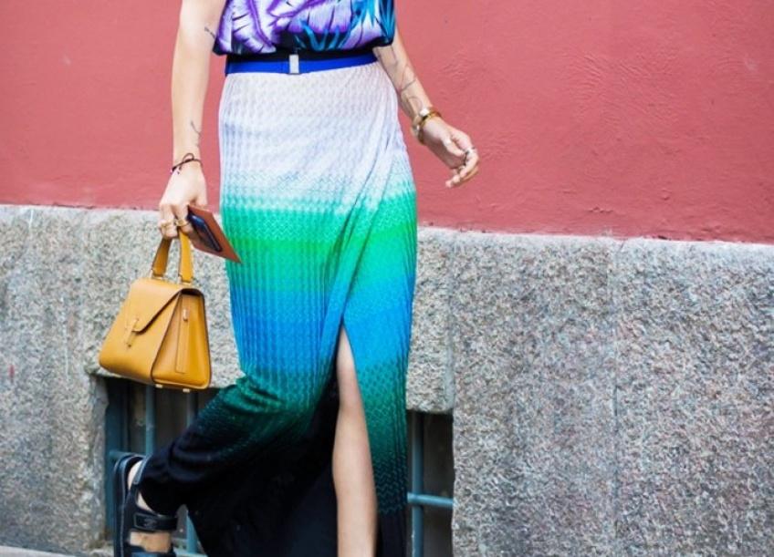 Comment porter une jupe longue quand on n'a pas la taille mannequin ?