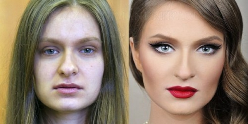 20 incroyables transformations make-up qui vont vous faire halluciner !