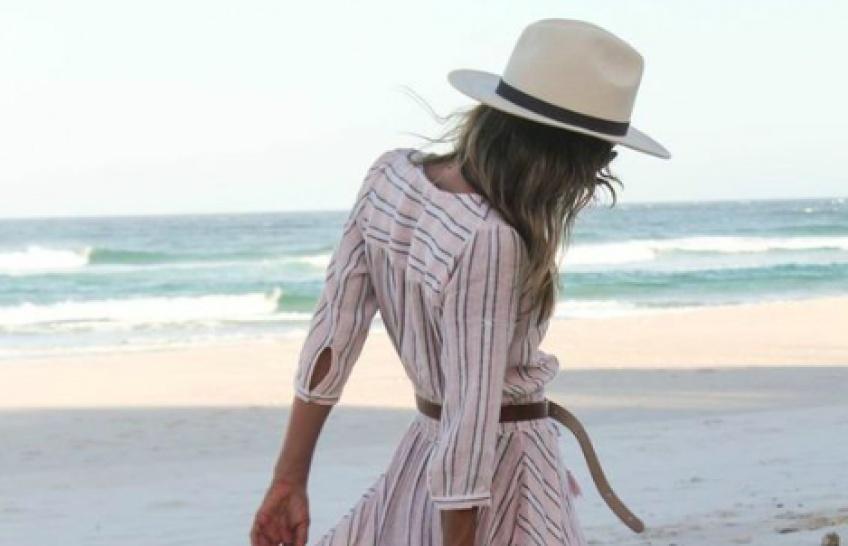 30 superbes chapeaux de paille pour frimer à la plage