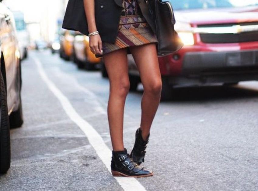 30 sublimes bottines à porter avec une robe