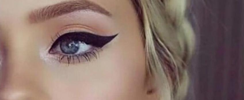 5 erreurs que nous faisons trop souvent avec notre eye-liner