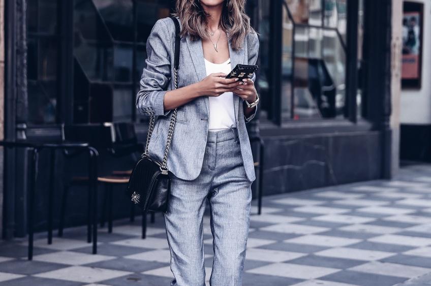 30 tailleurs pantalons pour un look masculin-féminin absolument divin !