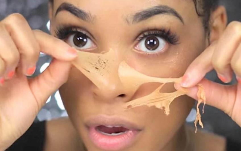 Cette Youtubeuse fait le buzz avec un produit de beauté étonnant !