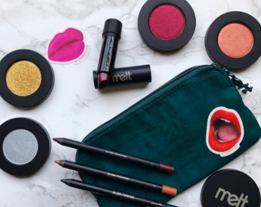 Beauty Crush #41 : Melt, le make-up de qualité aux couleurs audacieuses