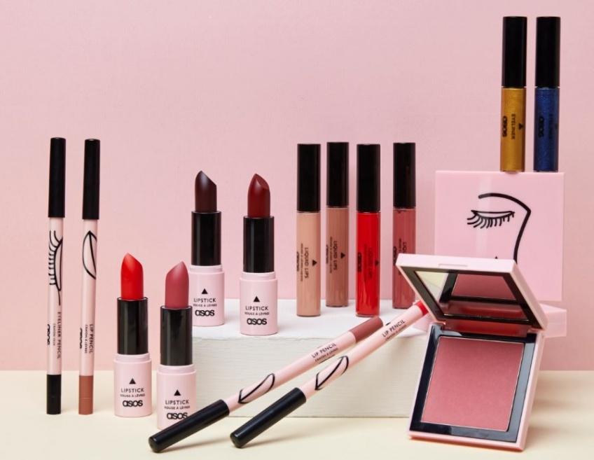 ALERTE : Asos lance sa toute première ligne de make-up