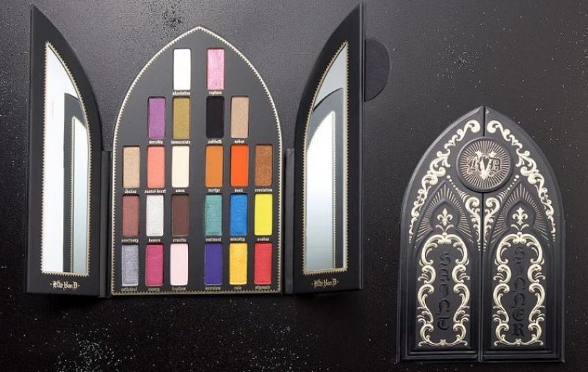 ALERTE : Kat Von D dévoile sa toute nouvelle palette végane