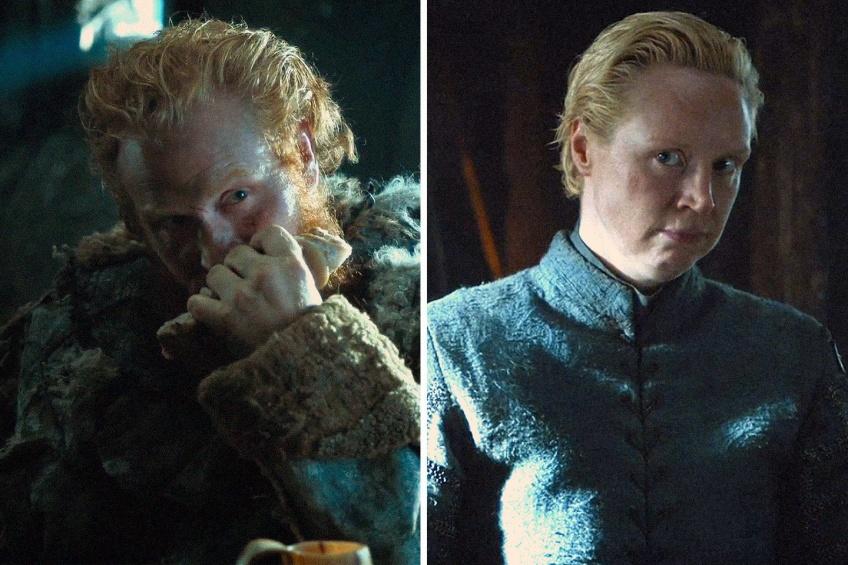 Game of Thrones : une amourette possible entre Brienne et Tormund ?