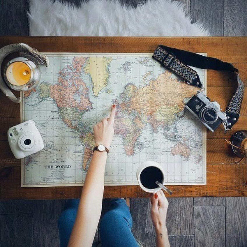 Comment financer un voyage autour du monde pendant des mois ?