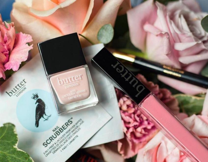 Beauty Crush # 44 : Butter London, la marque rock'n'chic qui égaye votre makeup !