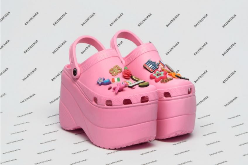 Balenciaga x Crocs, la collab» que personne n'attendait!
