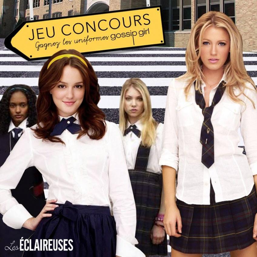 Alerte ! On vous fait gagner les tenues des actrices de Gossip Girl !