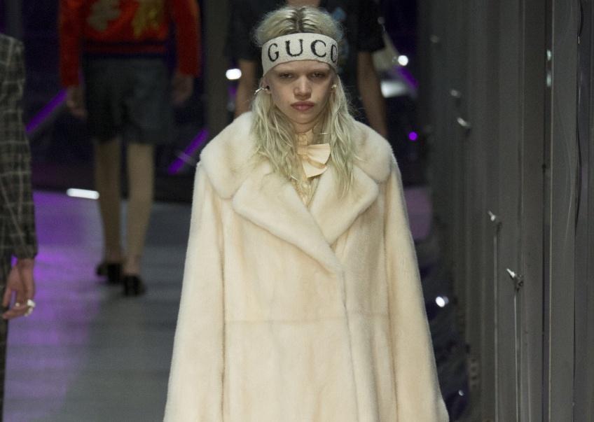Alerte ! Gucci va arrêter de vendre de la fourrure dès sa prochaine collection !
