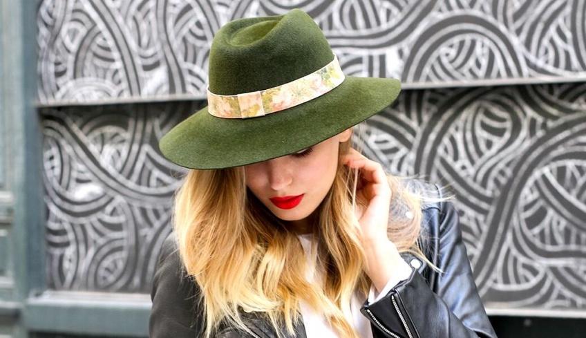 INSTANT DÉCOUVERTE #88: Ioanna Deschamps Paris, la marque de chapeaux hyper tendance