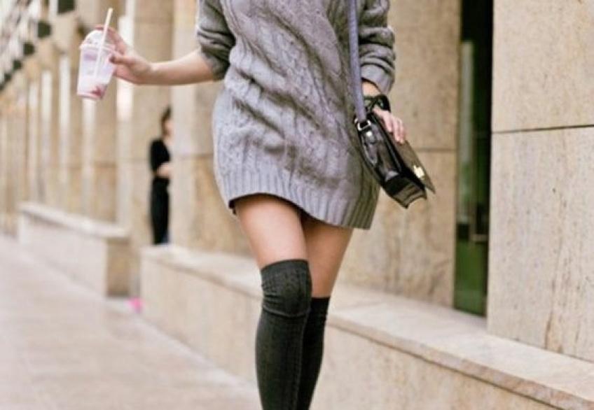 30 superbes chaussettes hautes pour pimper votre style !