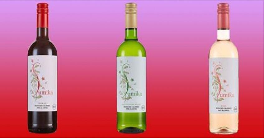 Marks & Spencer lance du vin qui contient moitié moins de calories qu'en moyenne !