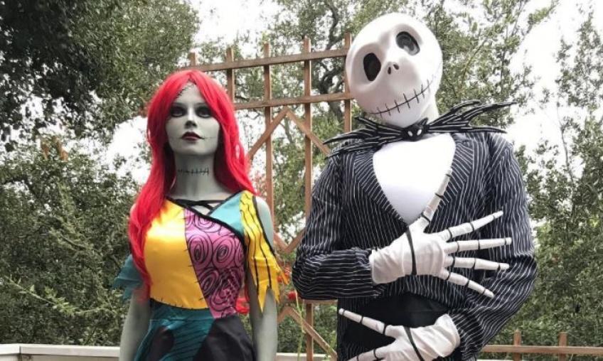On vous dévoile les meilleurs costumes d'Halloween des stars et ils sont vraiment géniaux !