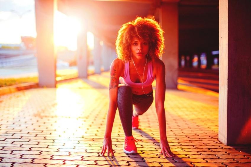 4 choses que vous devriez faire pour devenir une coureuse plus rapide !