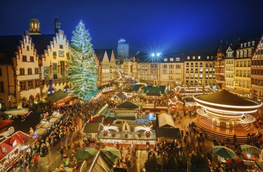 Les 6 plus beaux marchés de Noël d'Europe !