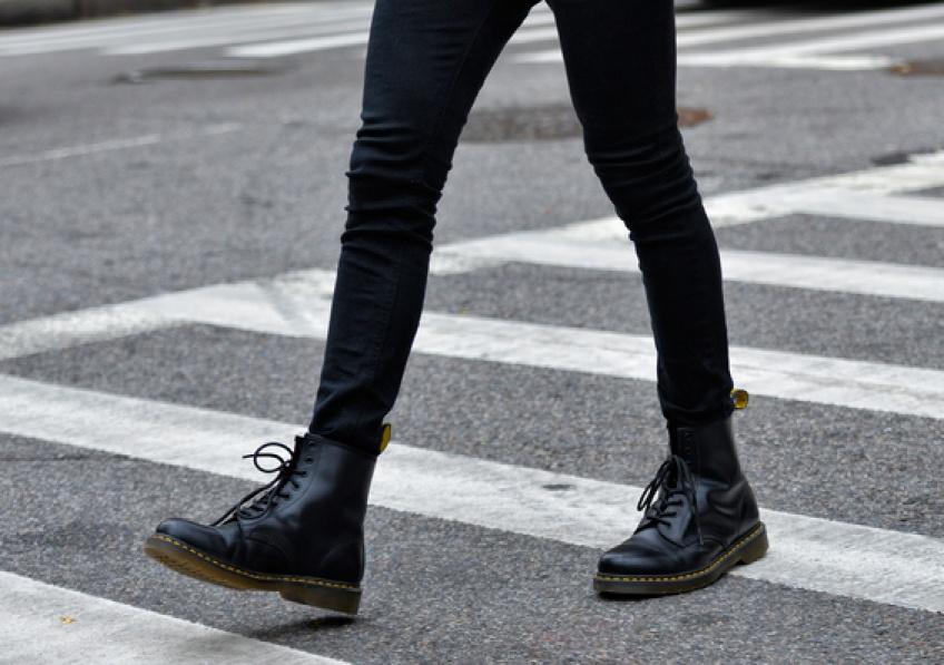 25 magnifiques boots pour affronter la saison avec style !