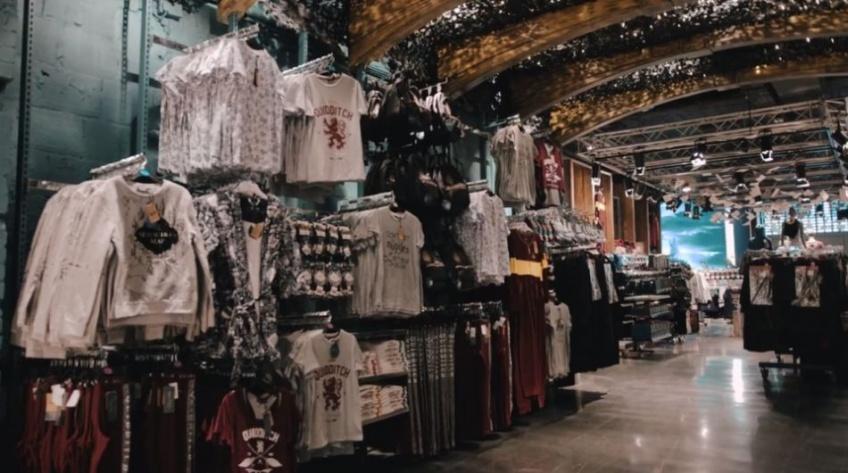 Alerte ! Il existe un magasin Primark 100% dédié à Harry Potter !