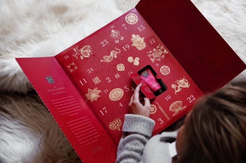 Les calendriers de l'Avent beauté volent la vedette aux chocolats