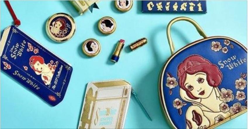 Bésame Cosmetics lance sa collection de beauté Blanche Neige