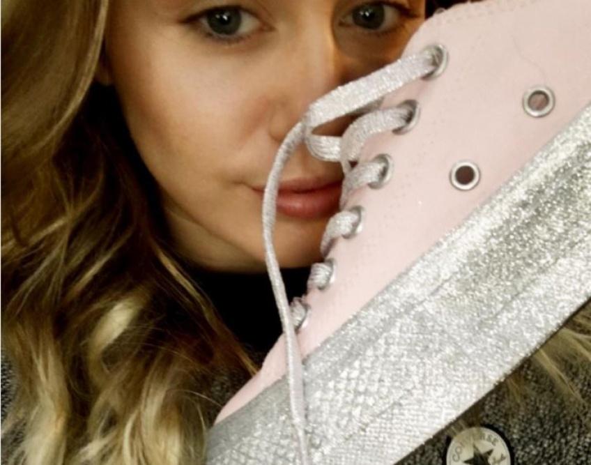 Alerte ! On sait à quoi ressemble la collection Converse x Miley Cyrus et c'est canon !