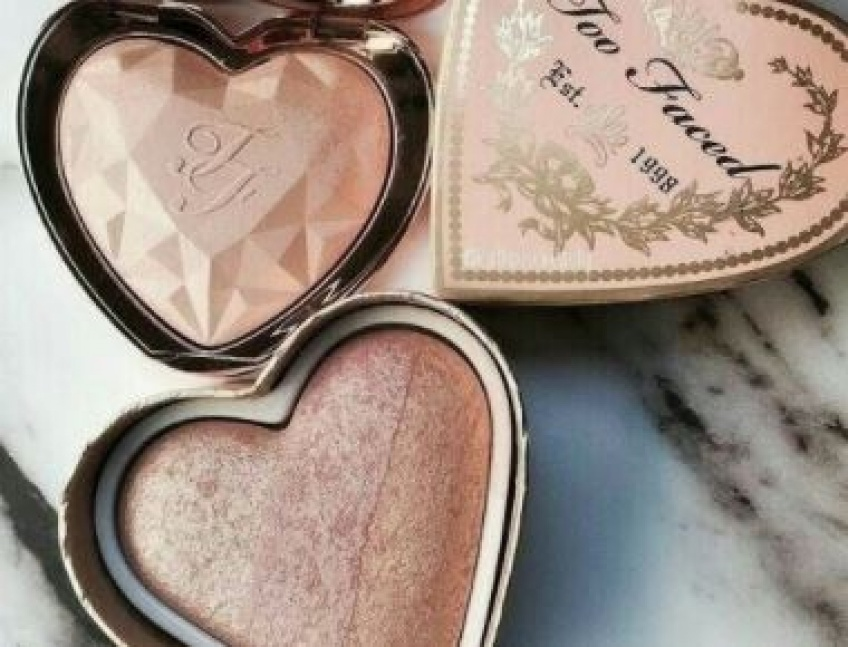 Le nouvel highlighter diamant de chez Too Faced ou la nouvelle touche bling de votre routine