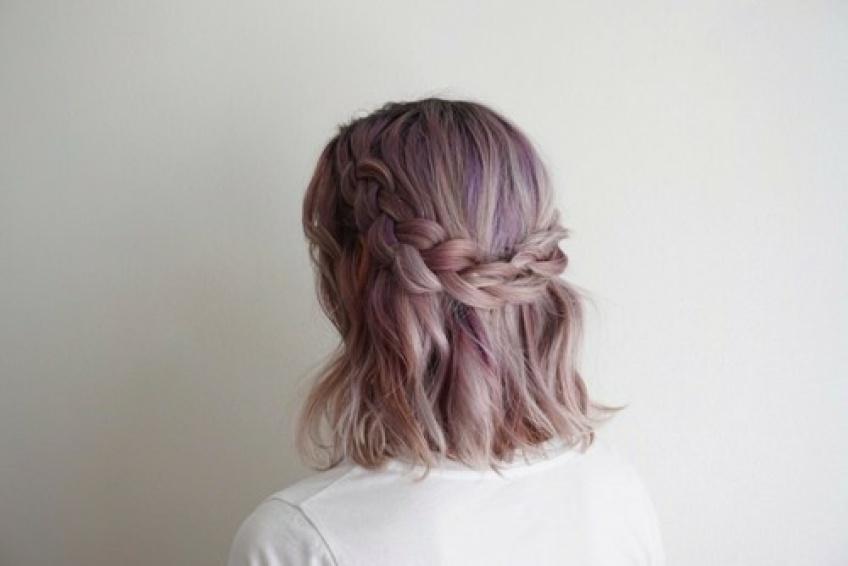 10 superbes idées de coiffures pour les cheveux mi-longs