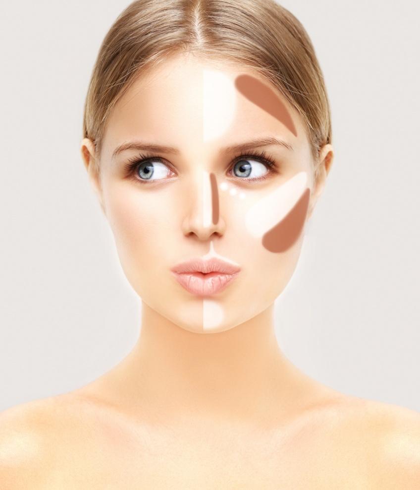 Quelle technique de maquillage utiliser pour mettre en valeur votre visage ?