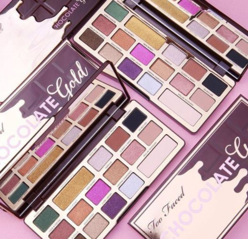Pause gourmande : Too Faced lance sa nouvelle palette chocolat blanc !