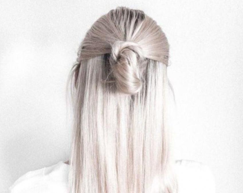 Le blond polaire : la couleur de cheveux ultra-tendance