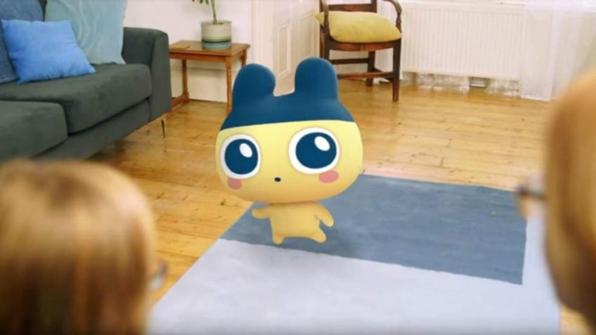 Alerte ! Les Tamagotchis débarquent dans une appli à réalité augmentée !