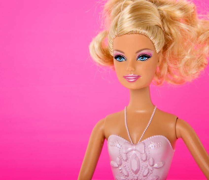 Voici Barbie comme vous ne l'avez jamais vue auparavant !