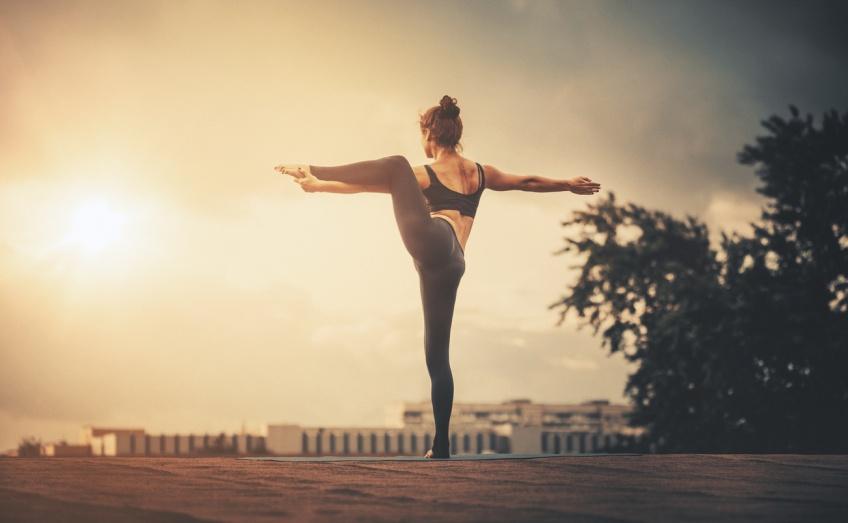 4 postures de yoga à réaliser pour améliorer vos run !