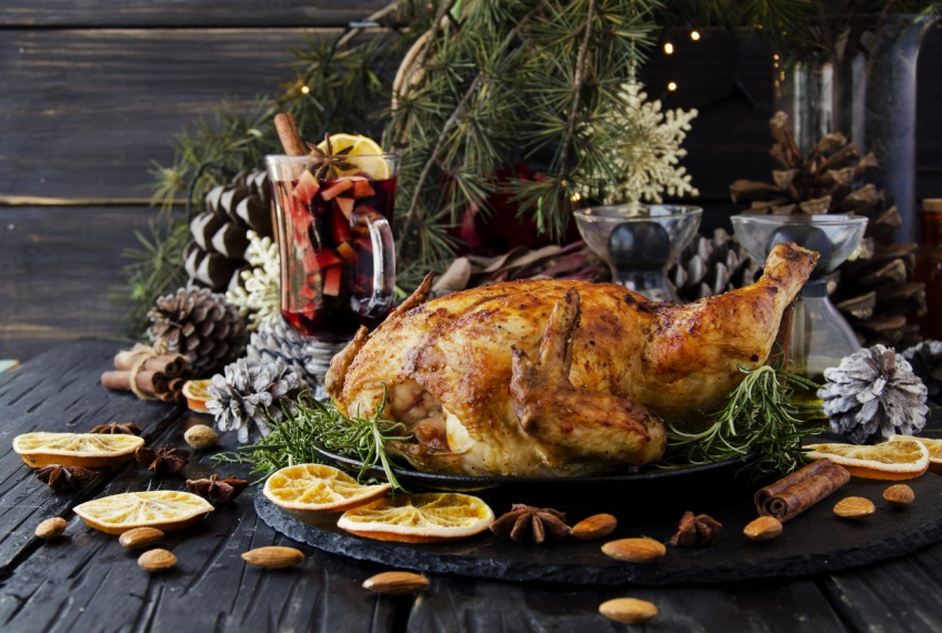 5 super plats de Noël qui nous viennent de l'étranger