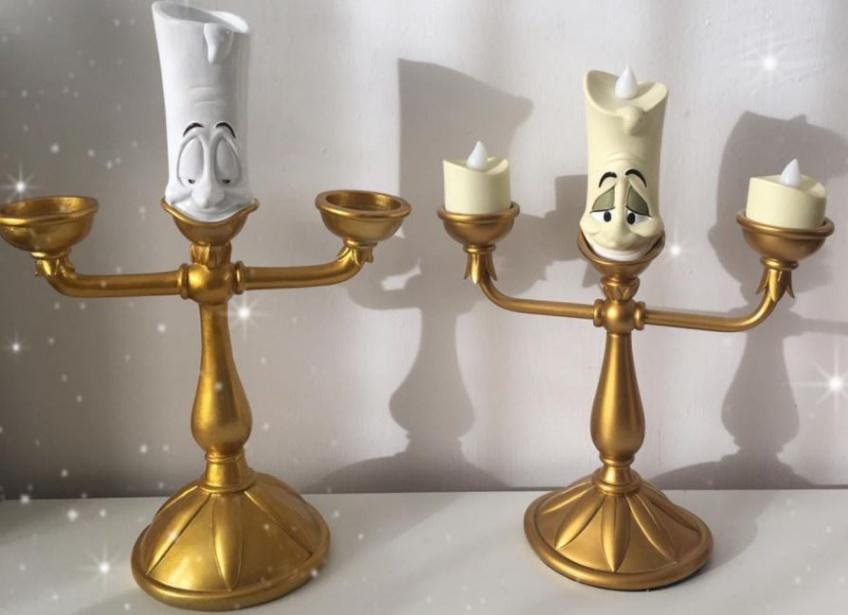 Vous allez adorer cette lampe Lumière par Primark !