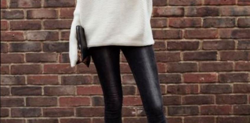 30 superbes pantalons en cuir qui vont vous faire craquer !